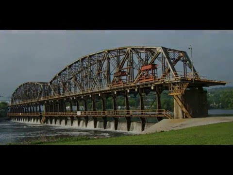Mohawk River Shorts - Barge Canal, Movable Dams