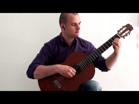W.A. Mozart: Romance - Solo Classical Guitar