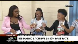 2019 Matric Results | Bloemfontein's CURRO secures a 100% pass rate