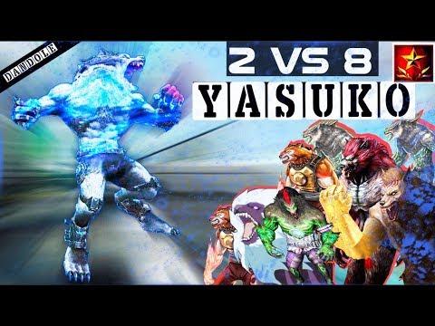 ➤ YASUKO  2 VS 8 LA REBOOT SE ALISTA  ✌ PARA SU D3RROT4  - Wolfteam  Latino