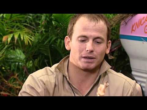 Joe And Nicola Take On The I Scream Van | I'm A Celebrity... Get Me Out Of Here!