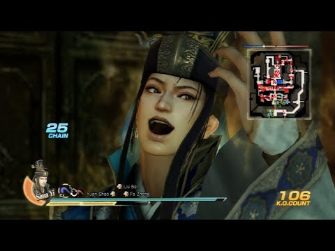 Dynasty Warriors 8: Xtreme Legends - Zhang Fei 6 Star