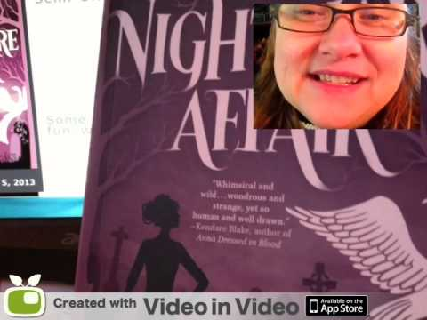 Book Review: The Nightmare Affair