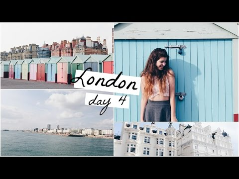 'LONDON' day four: BRIGHTON!