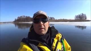 видео Ловля щуки в марте