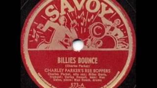 Charlie Parker-Billie