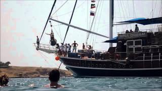Красотки бухты Naama Bay июнь 2014,Panasonic Lumix DMC-FT1