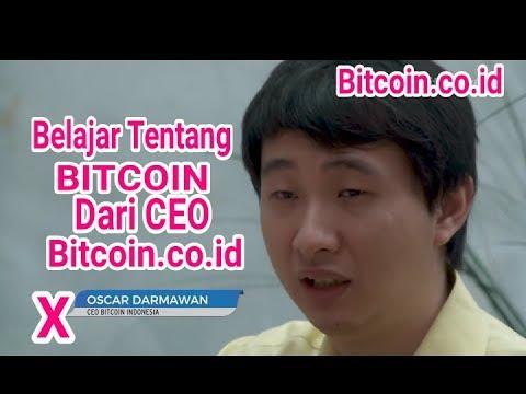 Belajar Tentang Bitcoin Dari CEO Bitcoin.co.id (part 1)