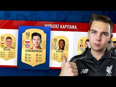 Draft EUROPEJSKI   FIFA 19
