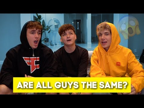 ASKING TIK TOK BOYS QUESTIONS GIRLS ARE TOO AFRAID TO ASK!