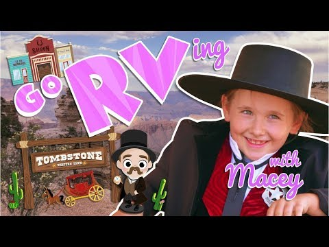 Go RVing with Macey: Arizona