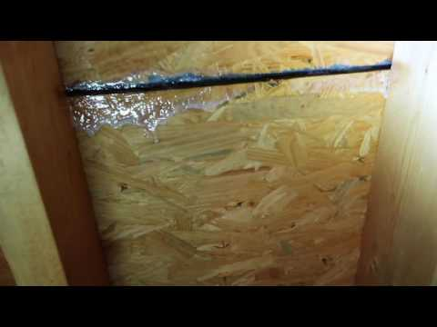Flex Seal Works!  Leaking Roof!