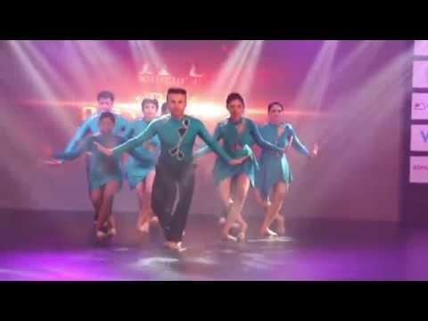 Vive La Salsa (VLS), India Show 2015