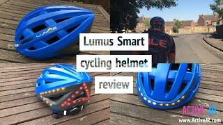 Lumos helmet in-depth review - smart cycling helmet with turning indicators