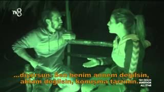 Survivor All Star - Berna ve Doğukan Birbirlerine Girdiler (6.Sezon 30.Bölüm) Video