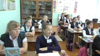 Видео урок Ганиевой Р С 1