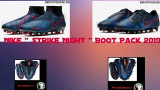 Download boots pack fts 18