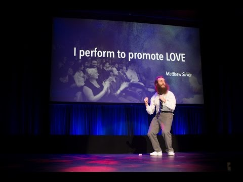 I perform to promote LOVE | Matthew Silver