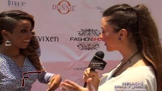 FASHION IN LA#BET Fashion Show 2013 #Red Carpet and Bikini Runway_Part1