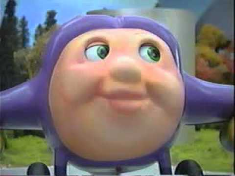 Jay Jay The Jet Plane Original Model Episode Herky Uses His