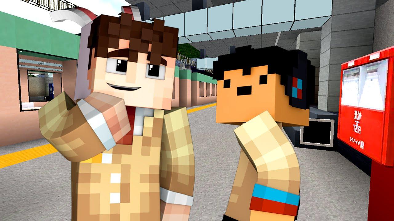 Minecraft yandere high school map samgladiator