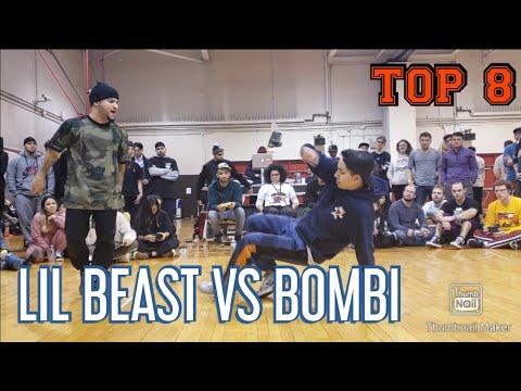 Lil Beast Vs Bombi.  TOP 8 [OVRDRV 10]