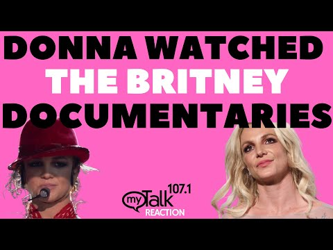 Donna Watched the Britney Documentaries