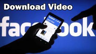 Begini !!! Cara Menyimpan Video di FB TANPA Aplikasi Tambahan