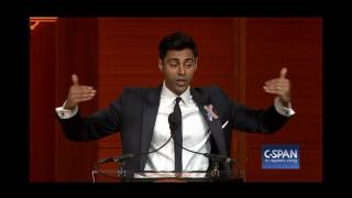 Video The Daily Show's Hasan Minhaj at 2016 RTCA Dinner C SPAN download MP3, 3GP, MP4, WEBM, AVI, FLV Desember 2017