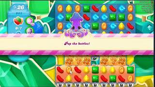 Candy Crush Soda Saga Level 994 and Candy Crush Soda Saga Level 995