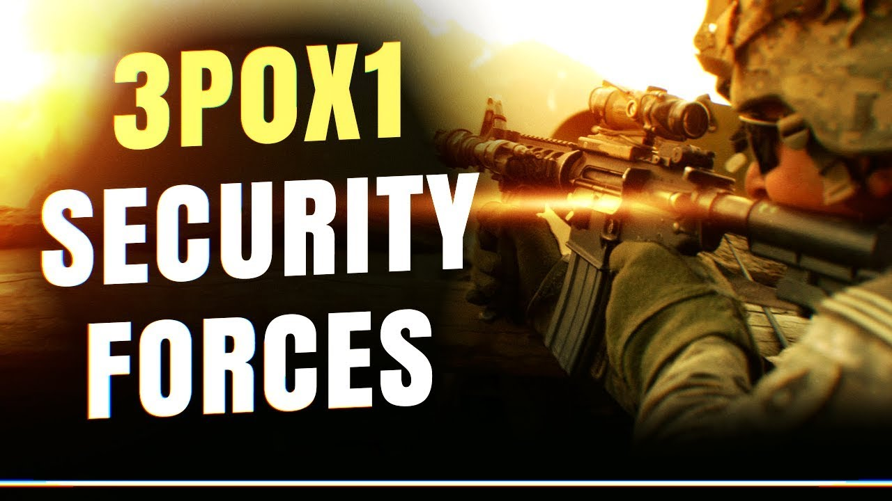 U.S. Army Physical Security And Force Protection For Personnel, Weapons and Property