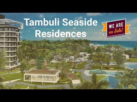 Residential Resort in Lapu Lapu City Cebu   Tambuli Seaside Residences