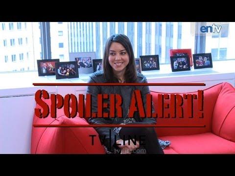 "Aubrey Plaza Talks ""Parks and Rec,"" ""Buffy the Vampire Slayer"" and More - SPOILER ALERT!: ENTV"