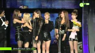 ]HQ[SNSD Wins GDA 2010 Disk Daesang - Stafaband