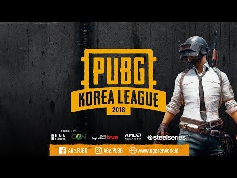 [PUBG KOREAN LEAGUE | SEASON 2] Week 1 Matchday 2 : Mencari Bakal Tim Tangguh!