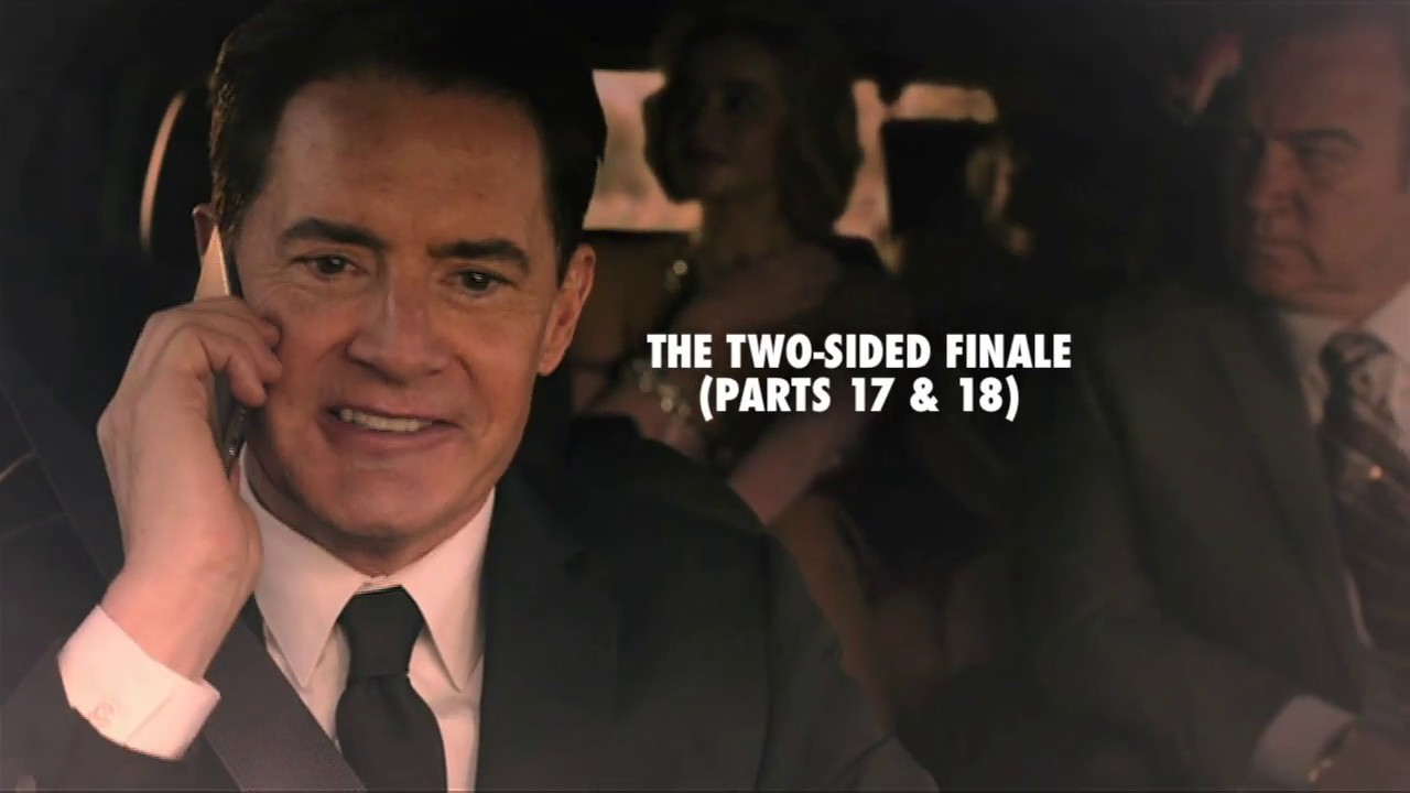 Announcement/teaser for Journey Through Twin Peaks