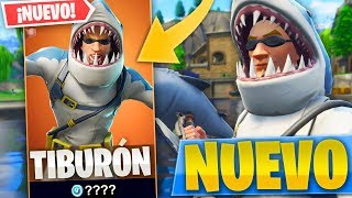 MY BEST GAME WITH *SHARK'S NEW LEGENDARY SKIN*! - FORTNITE FUNNY MOMENTS
