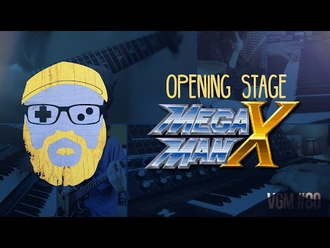 VGM #80: Opening Stage (Mega Man X) - Involved in the Troubles