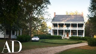 Tour The Help Director Tate Taylor's Mississippi Mansion | Celebrity Homes | Architectural Digest