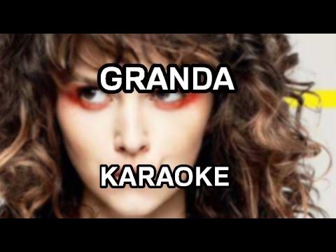 Monika Brodka - Granda [karaoke/instrumental] - Polinstrumentalista