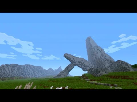 Thumbnail: Lion King in Minecraft (Circle of life)