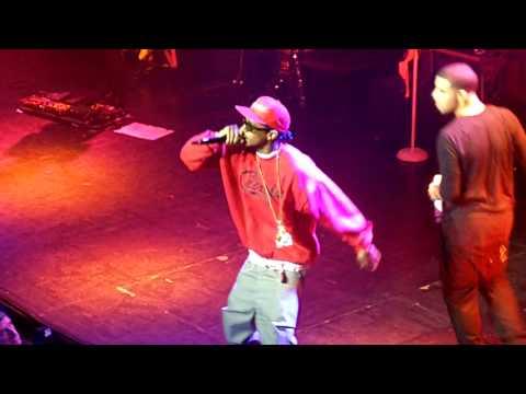 Drake ft. Nipsey Hussle - Killer @ Club Nokia Los Angeles