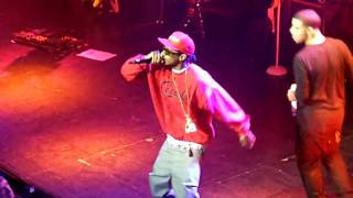 Drake ft. Nipsey Hussle - Killer @ Club Nokia Los Angeles