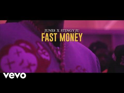 Смотреть клип June, Stingy Ju - Fast Money