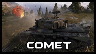 World of Tanks Comet