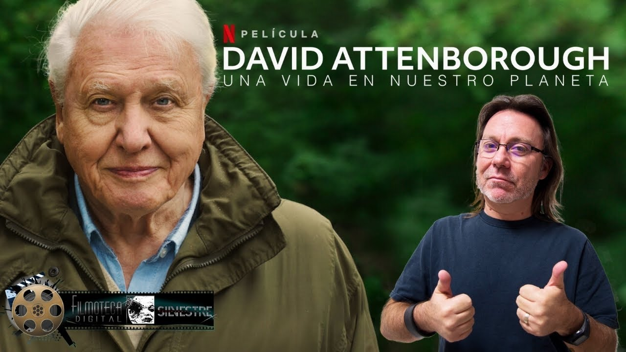David Attenborough Una Vida En Nuestro Planeta Filmoteca Digital Youtube