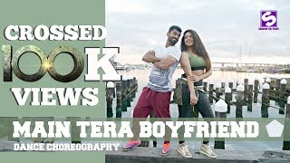 Main Tera Boyfriend | Dance Choreography | Raabta | Misha Be The Dance | Sandeep Raj Films