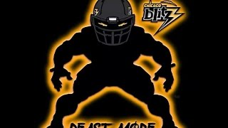 Blitz Promo Short- Chicago Blitz Indoor Arena Football