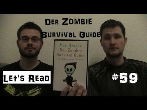 Der Zombie Survival Guide: Überleben unter Untoten YouTube Hörbuch Trailer auf Deutsch