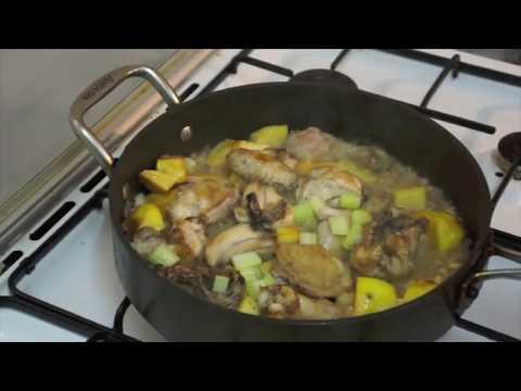 Pinoy Style Chicken Curry Recipe - Filipino 